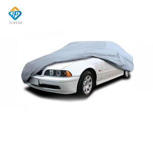 PVC cotton waterproof and heated protection car cover