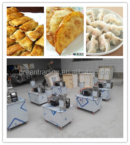 Hot koop lente roll machine prijs/kleine samosa making machine/mini knoedel machine