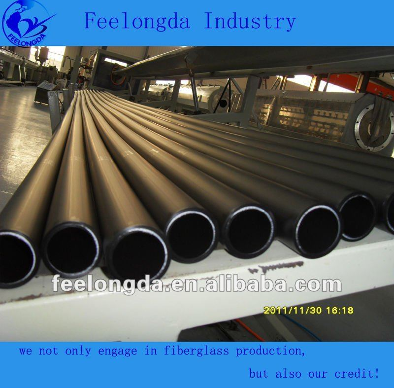 HDPE yellow gas pipe