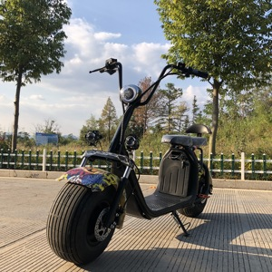 2019 new model ce certificate e-scooter 48v 250w 350w 450watt electric scooter with seat for adult factory directly