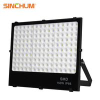 5054 SMD IP66 150w high power led flood light