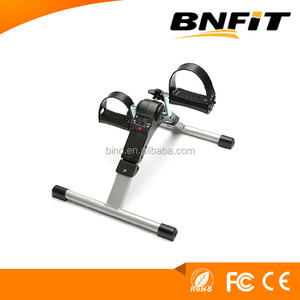 Hand and foot Mini bike pedal exerciser