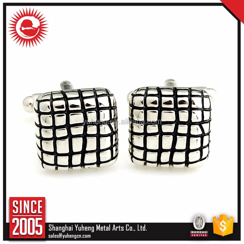 Low price design cool mens cufflinks