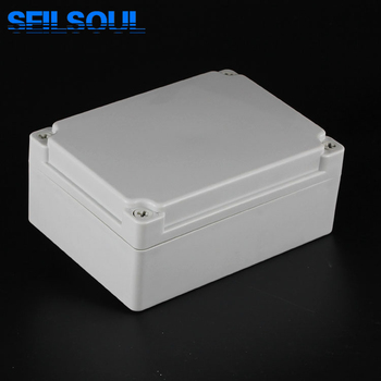 High Quality Ip67 PVC ABS Industrial Weatherproof Electrical Junction Boxes