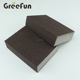 New Product Eco-Friendly Abrasive Hand Sanding Foam Sponge Blocks Sandpaper Grit Grinding Pad Sanding Sheet Sanding Sponge
