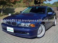 Used ALPINA B10 RHD 5seat Automatic sedan car