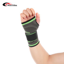 High elastic bandage fitness yoga palm wrist support