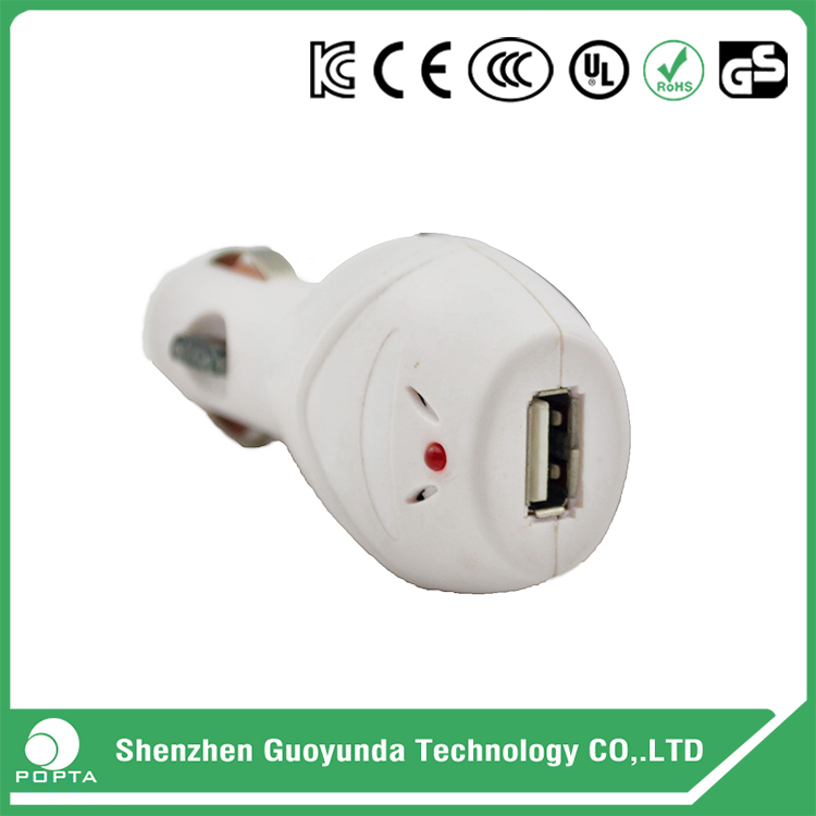 GuoYunDa mobile phone charger/ fm transmitter bluetooth/ usb charger adapter