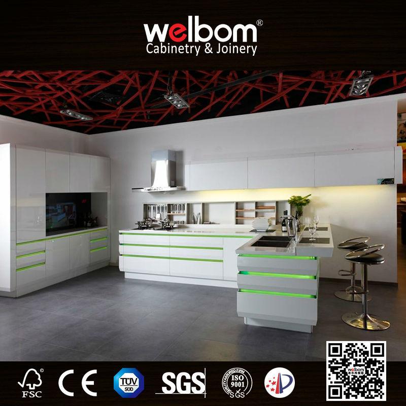 Welbom Precio de fabrica buena calidad muebles de cocina baratos ...