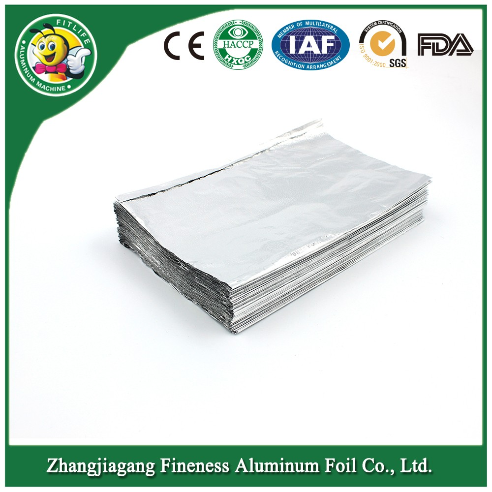 Soft Aluminum Pop-up Foil Sheet - Buy Aluminum Foil,Soft ...