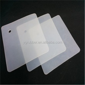 1mm Thin Silicon Rubber Sheet