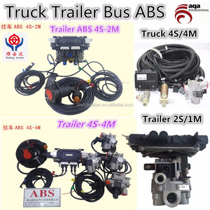 full trailer/semi trailer and truck brake parts/brake chamber/trailer parts/TS16949 in China,fit to CIMC, JOST,FUWA,HOLLAND,BPW