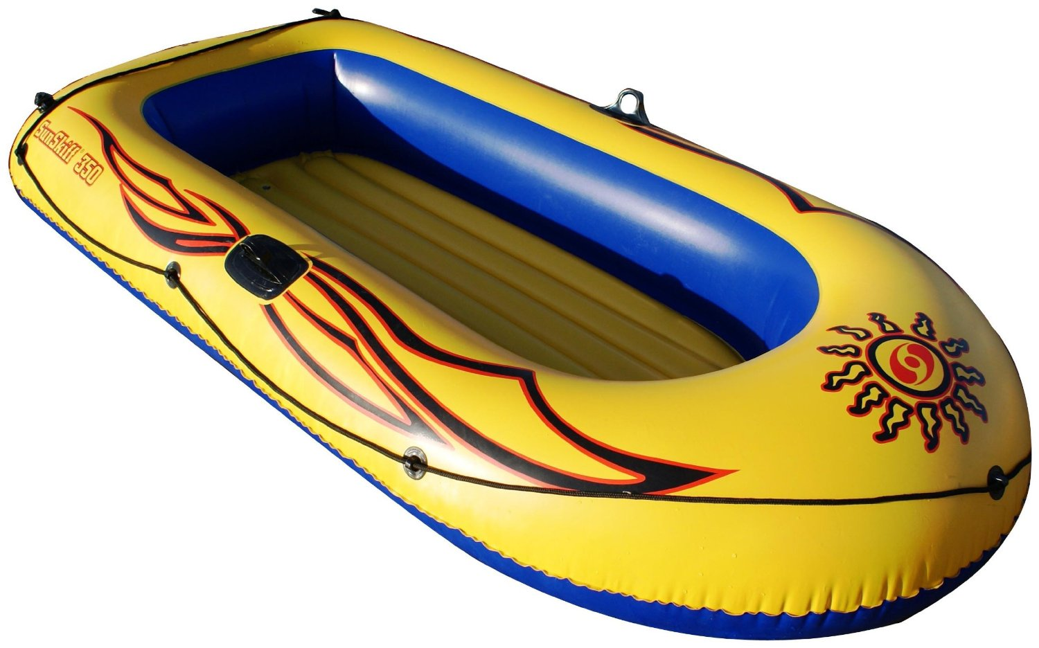 Solstice by Swimline SunSkiff 3-Person Boat