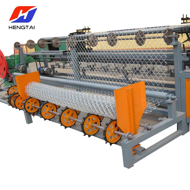 Finden Sie Hohe Qualität Automatische Kette Link Zaun Maschine ...