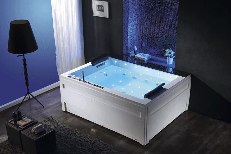 2 Person 1.8 Meter Long Rectangular Small Bathtub Sizes - Buy Small ...