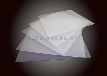 Non-glare Acrylic Sheet /clear Acrylic Sheet