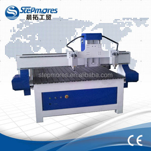 Hot sale 1500*3000mm double spindles cnc router/wooded door making 3d cnc engraving machine