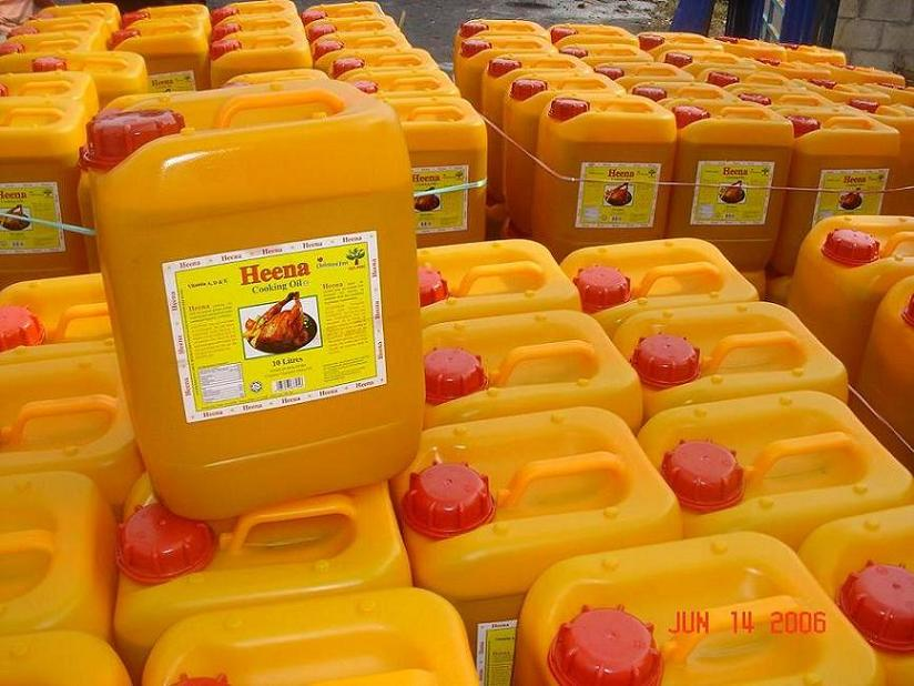 Heena Brand Cooking Oil