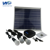Pakistan Portable Mini Complete Solar Energy For Home Use
