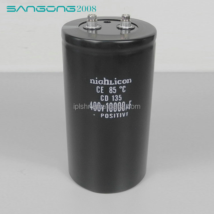 IPL SHR/shr ipl ipl/Elight/OPT energy storage capacitor 22000 미크로포맷 450 V 190*230