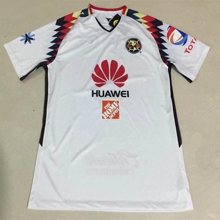106f2ce4d3d Top Thailand Quality 2017 2018 Club America Soccer Jersey - Buy Club ...