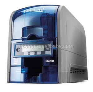 Datacard SD260 company guests visiting card printer