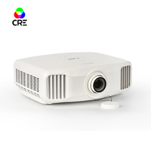 High brightness LED & 3LCD CRE projector full sealed & dustproof LED projector home theater projector