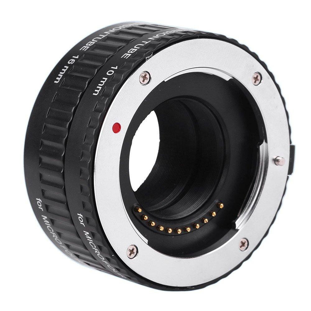 Kenko Extension Tube Set Dg for Nikon Macro Automatic with Trr Protection Bag