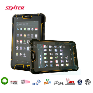 ST907V4.0 IP67 Waterproof 4G LTE 3GB RAM 32GGB ROM android os rugged tablet