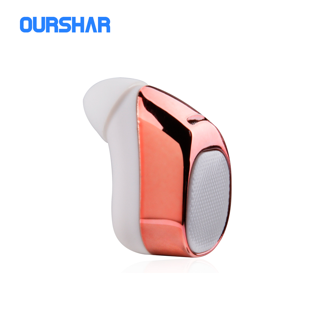OEM Mini 4.1Bluetooth Wireless headset S630 In Ear hand free for mobile phone