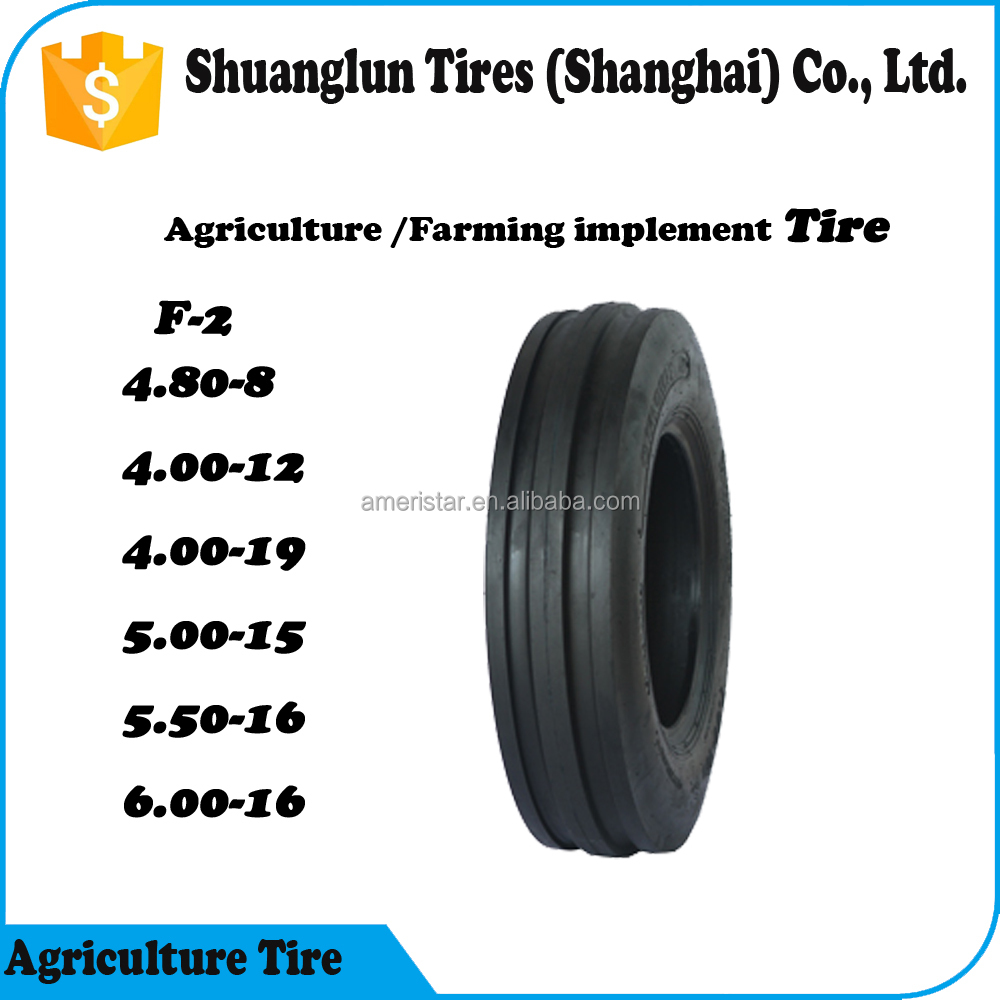 Bias Agriculture implements tire F-2 4.00-12