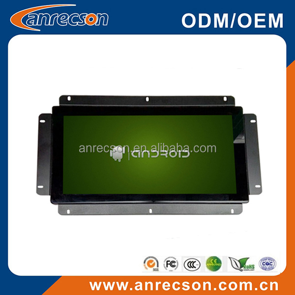 Android 15.6 inch kiosk open frame touch panel PC all in one