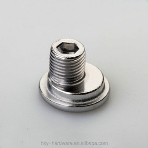 Customized made stainless steel brass eccentric screw