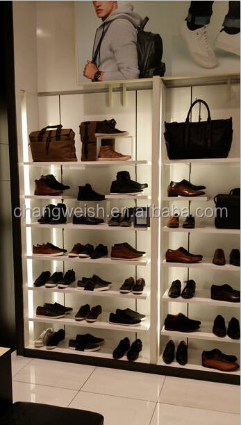 Fashion Lady Hand Bags/shoes Display Cabinet,Showcase,Display Wall ...