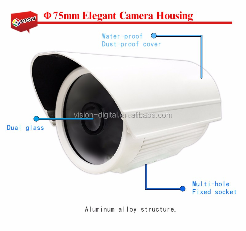 CCTV Camera Housing Water Proof outdoor Aluminum Alloy fixed bracket VCH-033