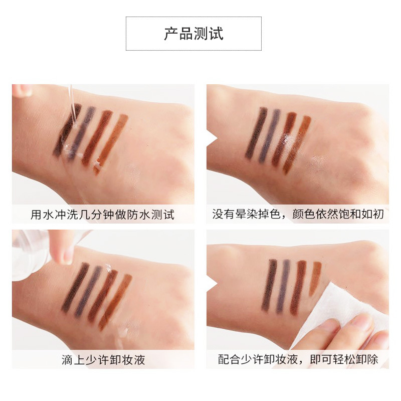 Amazon new products OEM ODM Wholesale Custom private label own brand eyebrow pencil