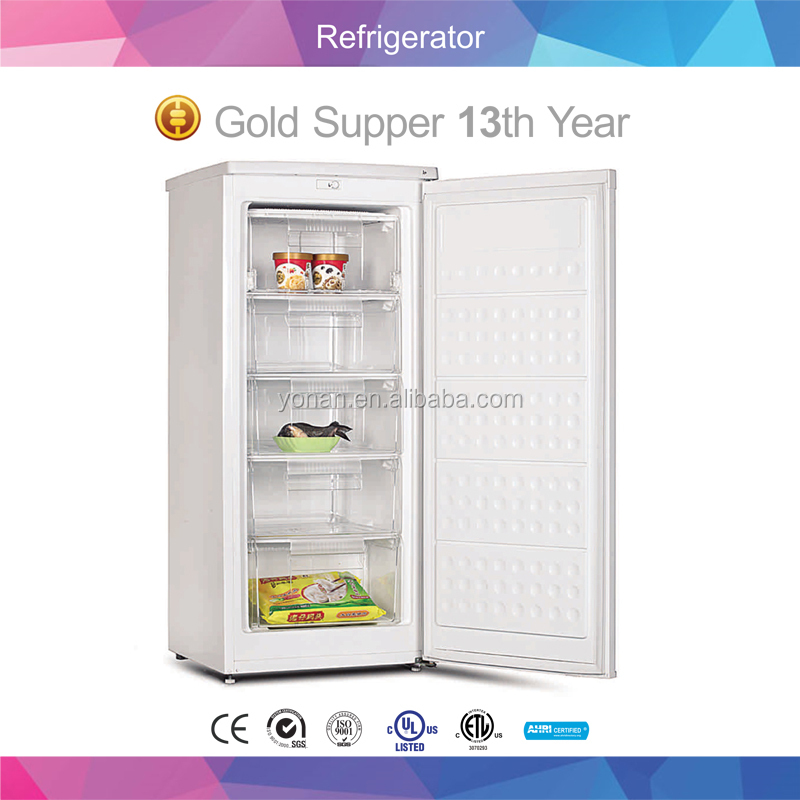 Single Door Upright Freezer Home Use Refrigerators 50Hz