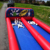 Double lane inflatable bowling alley inflatable used bowling lanes for sale