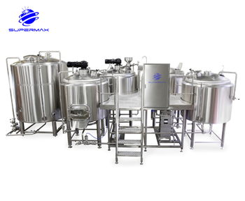 large beer alcohol making machine brewery