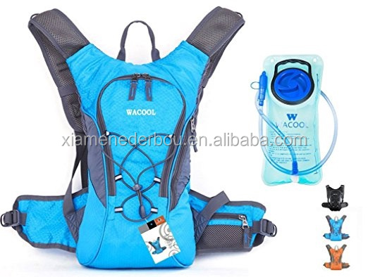 Best Sports Hydration Pack - 2 Liter - Insulated Backpack with Water Storage Bladder