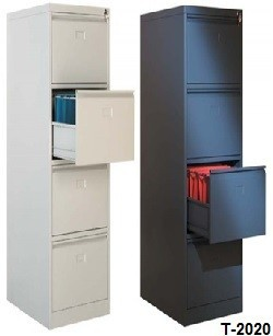 STANDART QUALITY FILING CABINETS T-2020