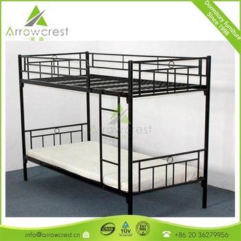 fabricant enr l personne fer casernes quarts lit. Black Bedroom Furniture Sets. Home Design Ideas