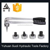 ROPC-1Solar Crimping Tools for 2.5-6mm2 MC3/MC4/Tyco solar connectors,MC4+MC3 kits