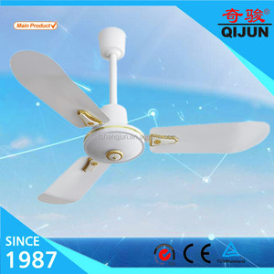 36inch Electric False Ceiling Fan with Capacitor Regulator Control