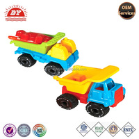 Kids Sand Beach plastic toy bucket trucks