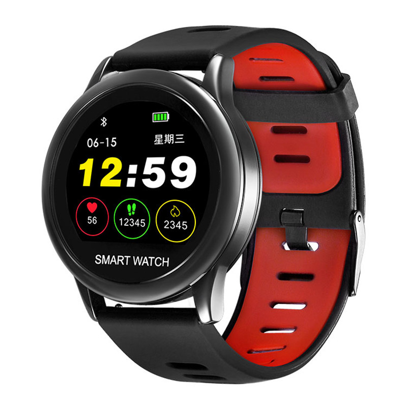 VENUS Smart Watch 2019 Touch Screen sport smart Heart Rate.All Compatible Chargeable Android Smart Watches For Iphone Huawei