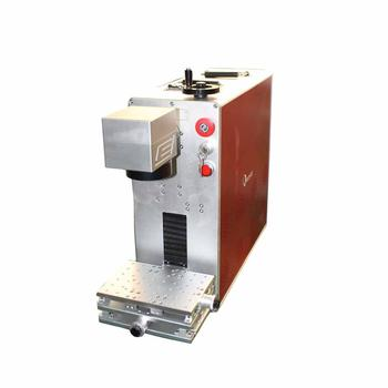 Best 10w 20w 30w 50w pen 3D laser engraving machine