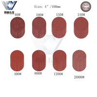 100nn round sand paper disc for painting and wood polishing