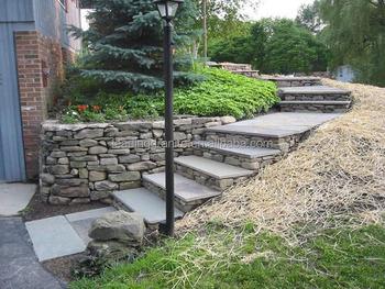 piedra natural azulejos interiores para escaleras para casas pequeas