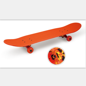 hot sale long maple wood street skateboard